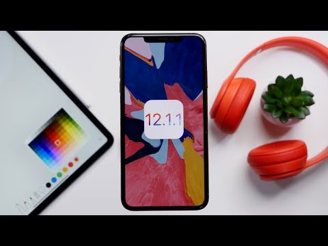 iOS 12.1.1 Released! Everything You Need To Know! (New Features & Changes)