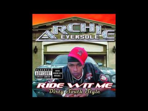 Archie Eversole - We Ready - Chopped and Screwed with Lyrics in Description