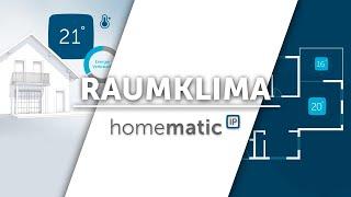 Homematic IP Raumklima-Lösung