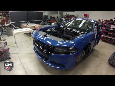 FCA Law Enforcement | Michigan State Police Half-Car Project