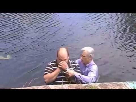 Primitive baptist Preacher Baptized into church of Christ