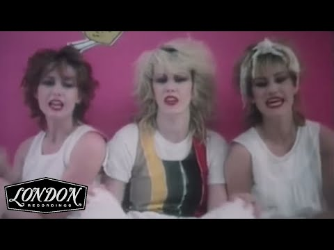 Bananarama - Shy Boy (OFFICIAL MUSIC VIDEO)