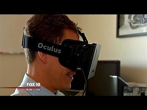 Virtual reality technology could change how we live and do business