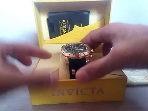 Unboxing Invicta Pro Diver 24965