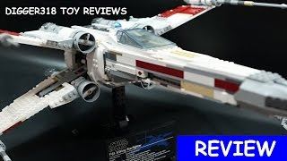 Lego Star Wars 10240 Lepin Bootleg 05039 Review