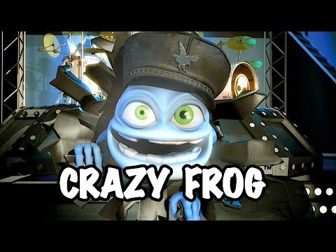 Crazy Frog - Safety Dance