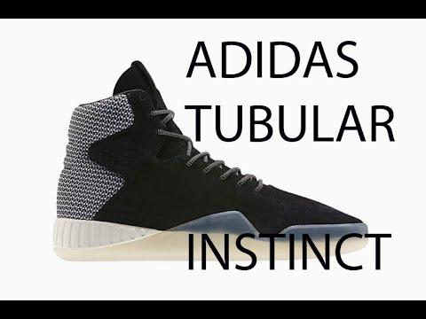 bc69e611971 Adidas Tubular Instinct Review  NEW  - YouTube