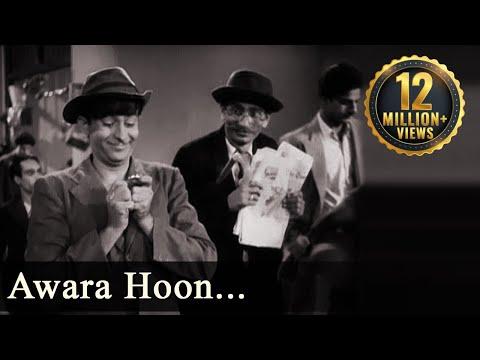 Awara - Title Song - Awara Hoon - Mukesh
