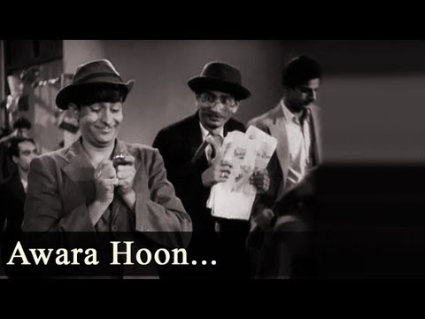 Awara  Title Song  Awara Hoon  Mukesh