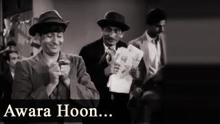 Awara - Title Song - Awara Hoon - Mukesh