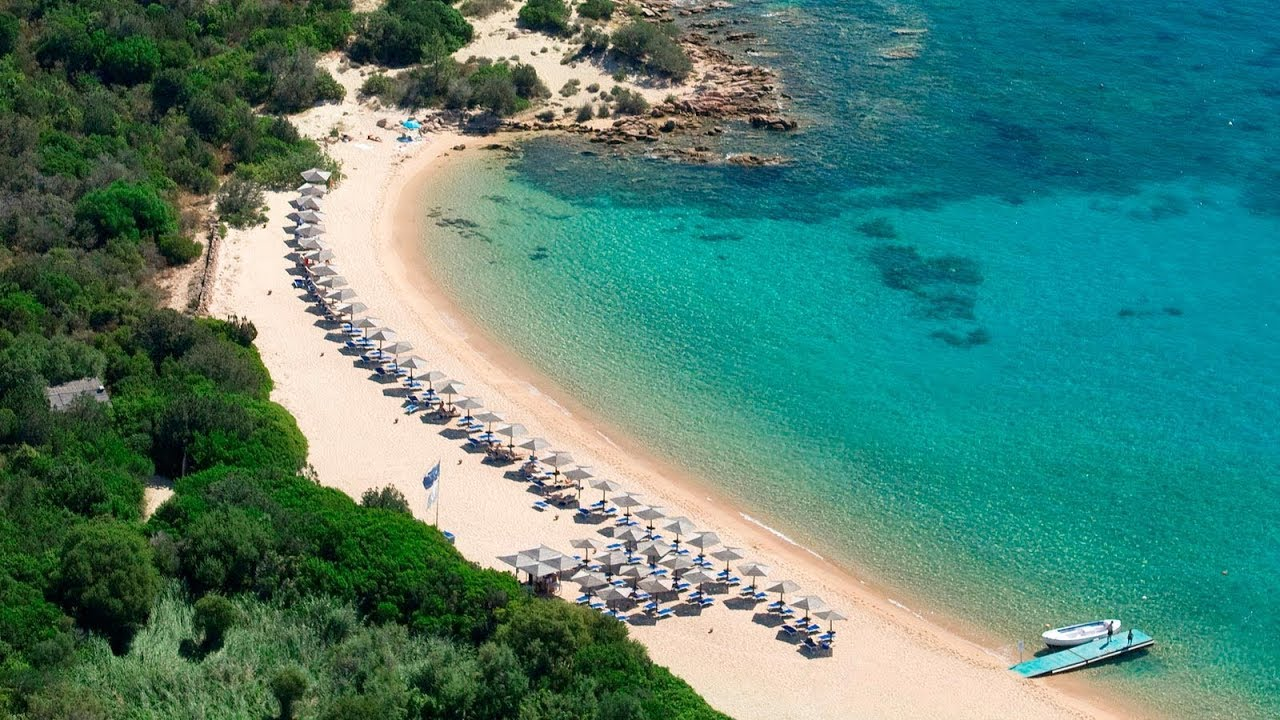 Top 20 20 star Beachfront Hotels & Resorts for Summer in Sardinia, Italy