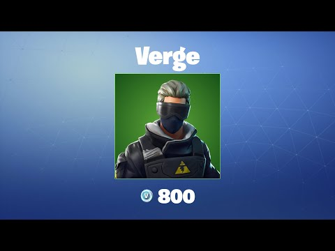Verge Outfit Fnbr Co Fortnite Cosmetics