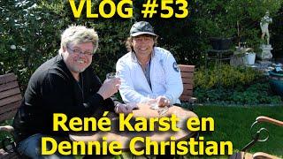 Dennie Christian zingt met De Vloggende Hollander - samen met Dennie en Rene naar Spanje?