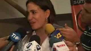 María Corina Machado en Maracay 10 Septiembre 2008