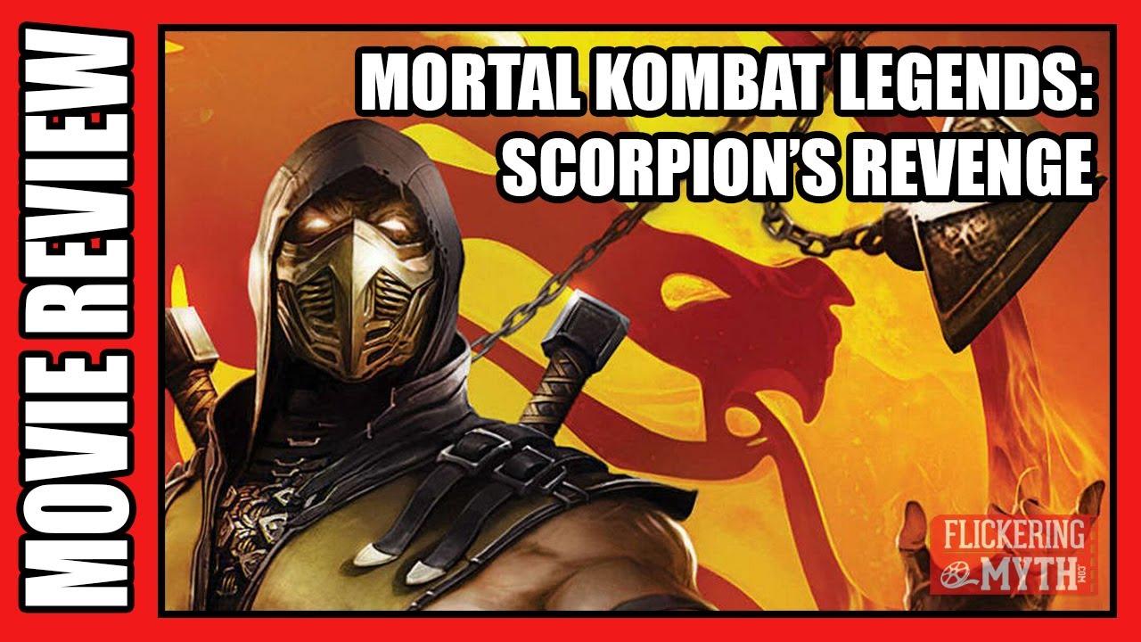Mortal Kombat Legends Scorpion S Revenge Movie Review Youtube