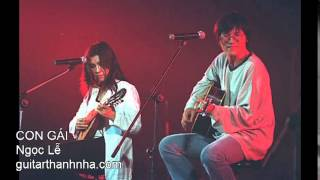 CON GÁI - Guitar Solo