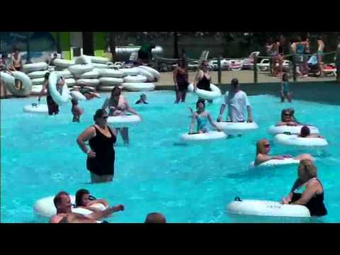 Knight 39 s action water park youtube Knights of columbus swimming pool springfield il