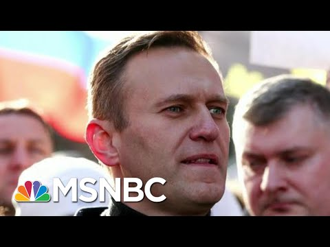 Russian Opposition Leader Is In Extreme Danger, Says Writer | Morning Joe | MSNBC