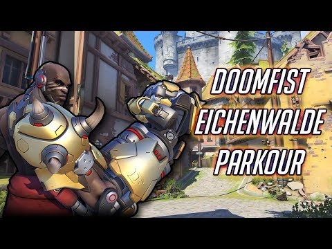 Doomfist Parkour Eichenwalde