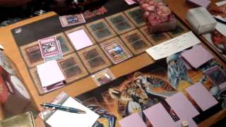 Yu-Gi-Oh! Regionals - Round 5 Table 2 - Rescue Rabbit vs. Salvo Chaos - Game 3