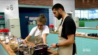 Ver Fırına - Kendini Göster Etabındaki 4 Katlı Pasta Yapımı (04.12.2014)