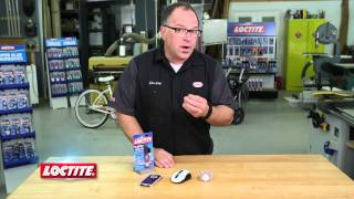 Loctite Super Glue Plastic Bonding System