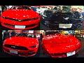 Chevrolet Camaro R5, Corvette Z06, C3, Ford Mustang, Dodge Challenger - Muscle cars