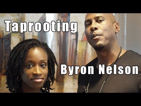 Byron Nelson shares the Powerful Taproot MLM / Network Marketing Strategy