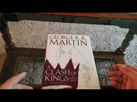 A Clash Of Kings: The Graphic Novel, Volume 1 Hardcover Quick Review