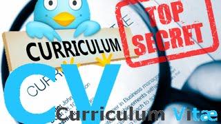 CV curriculum curriculo hoja de vida , que no te descarten de la entrevista, te enseño a manipularlo