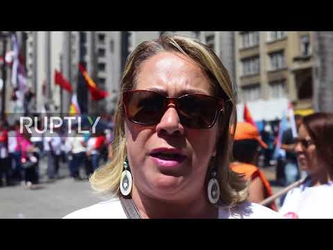 Brazil: Thousands of workers decry government austerity in Sao Paulo