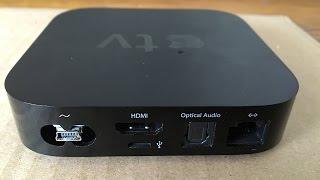 Apple TV DC Power Conversion