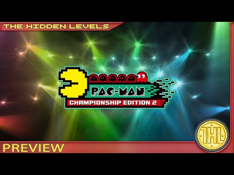 Pac-Man Championship Edition 2 Gameplay And Preview (Xbox One)