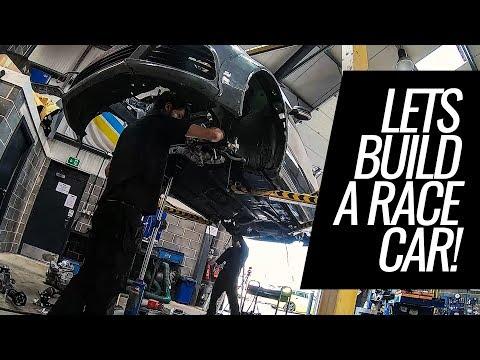 Let the build begin! Part 3 - MK5 GOLF EX VW CUP CAR - DARKSIDE DEVELOPMENTS