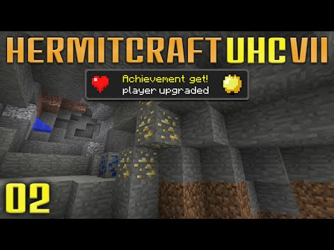Hermitcraft UHC VII 02 Two Derps One Cave