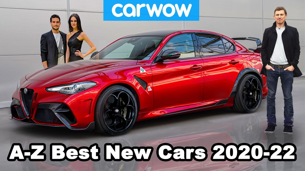 My A-Z of the BEST new cars coming 2020-2022 from the 'Geneva' Motor Show