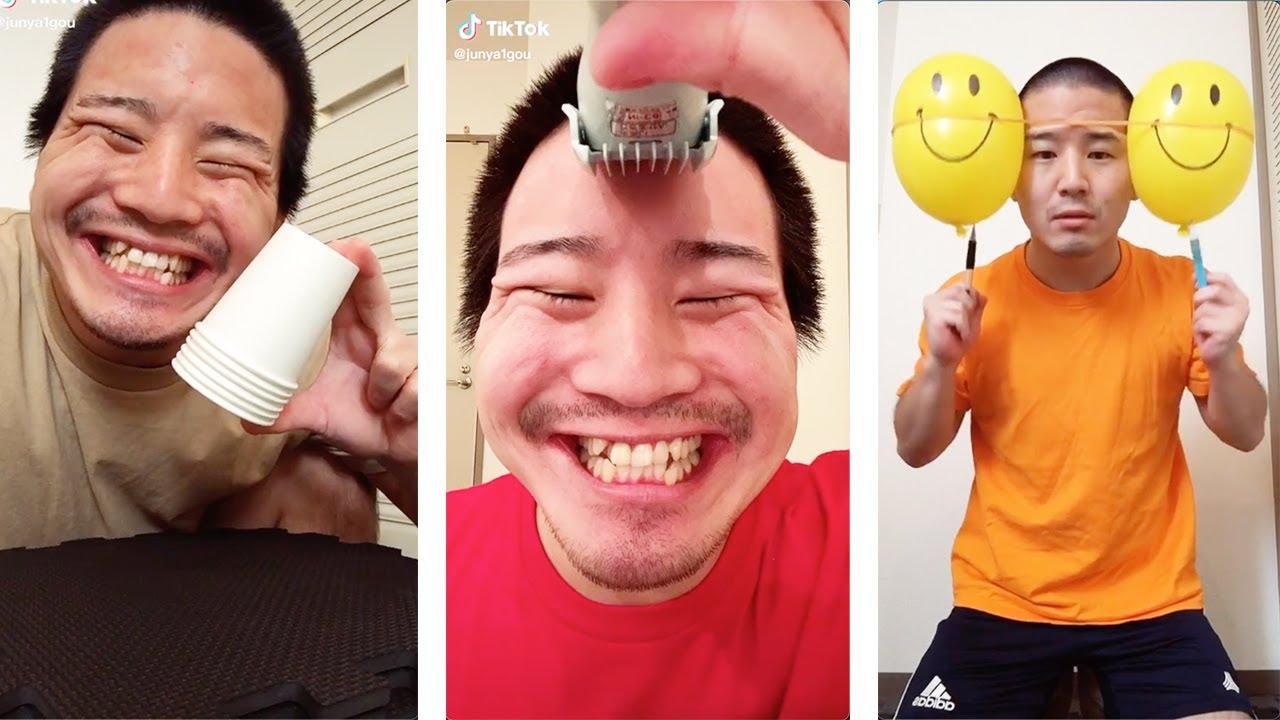 Download Junya Best of March 2021 Tiktok Compilation- Part 4 | Most Funny Videos on Youtube | @Junya.じゅんや