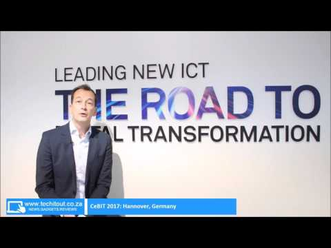 CeBIT 2017 Interview: Edwin Diender discusses the road to digital transformation