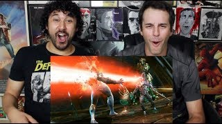 INJUSTICE 2 - Fighter Pack 2 & Introducing BLACK MANTA TRAILER REACTION!!!