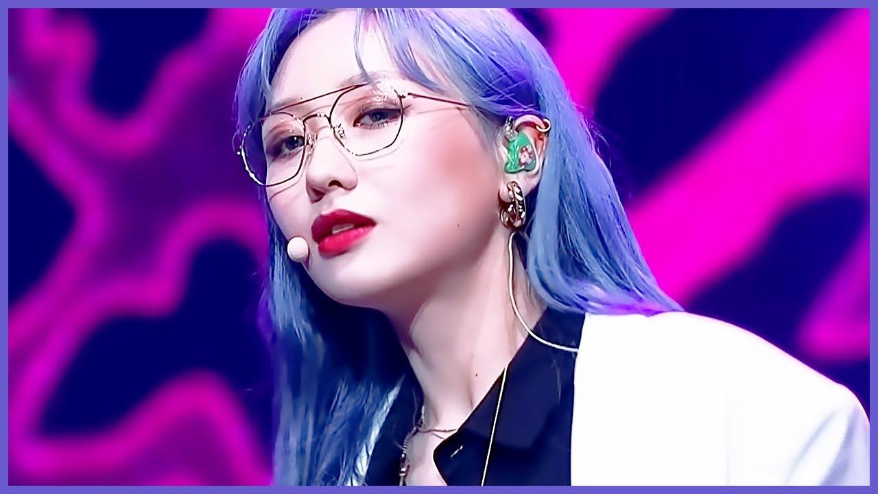 [교차편집] 류수정(RYU SU JEONG) - Tiger Eyes / Stage Mix