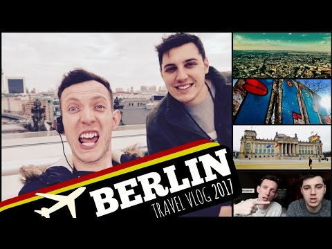 BERLIN - INCREDIBLE CITY... THIS IS WHY... TRAVEL VLOG