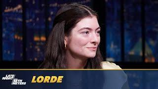 Lorde's Trip to Antarctica Helped Inspire Solar Power