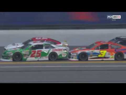 ARCA Menards Series 2019. Daytona International Speedway. Full Race