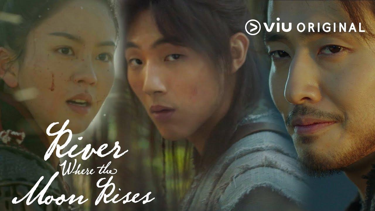 RIVER WHERE THE MOON RISES Teaser | Kim So Hyun, Ji Soo, Kang Ha Neul