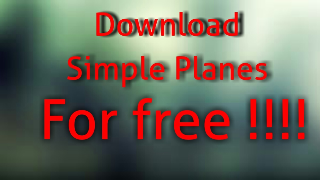 simple planes apk free download