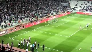 Konyaspor - Fenerbahçe maçı öncesi Burcu Güneş Konseri