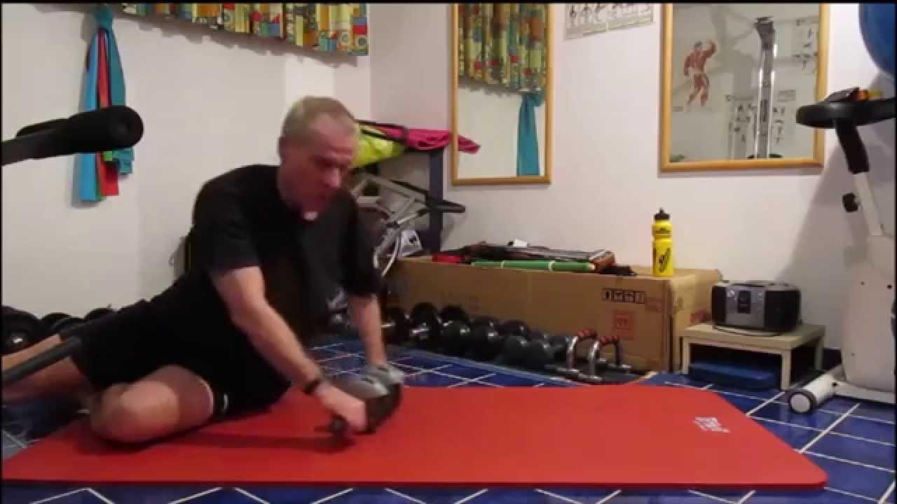 ab roller ab wheel exercise 2 youtube. Black Bedroom Furniture Sets. Home Design Ideas