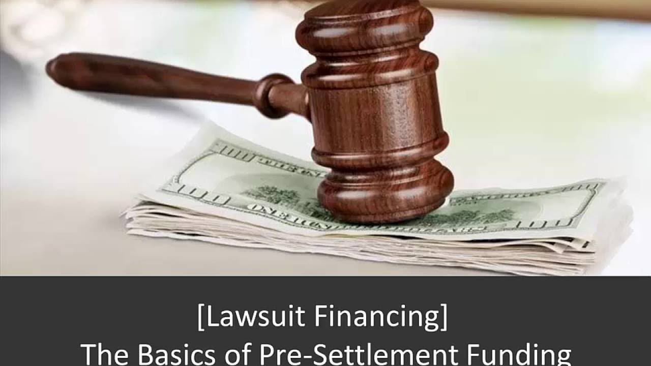 The Plaintiffs Guide to Lawsuit Funding (How to Get Paid Now)