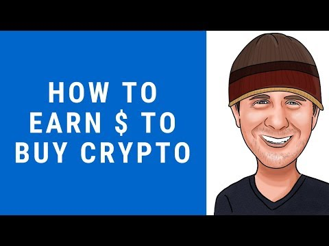 How To Make Money Online To Buy Crypto