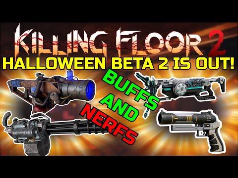 Killing Floor 2 Halloween Beta 2020 Killing Floor 2   HALLOWEEN 2020 BETA 2 IS OUT!   Buffs And Nerfs